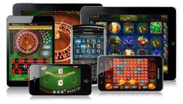 Juegos de casino moviles